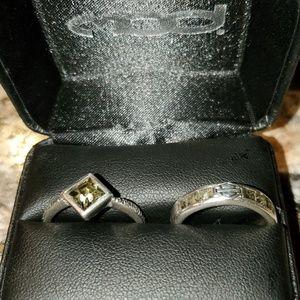 Harley Davidson Ring set